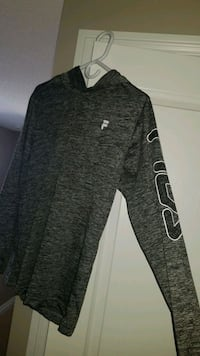 gray Nike crew neck sweater Edmonton, T5E 5S7
