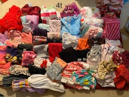 Girls clothes 4t