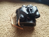 black binoculars and black leather case Tigard, 97223