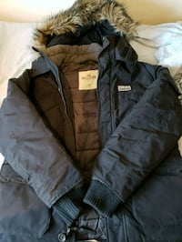 Hollister winter jacket size medium Mississauga, L5W 1A1