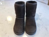 EUC Girls Chocolate Brown Boots Size 13 Vaughan, L4H 2K6