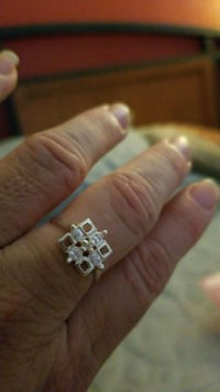 Sterling silver 925 ring. Downey