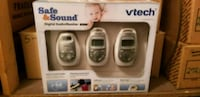 Baby monitor & diaper can w/ bags Elk Grove Village, 60007