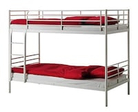 gray bunk bed New York, 11223