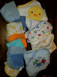 Baby towels and washcloths Toledo, 43614