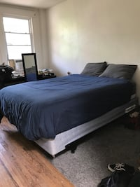Bed frame + mattress Baltimore, 21218