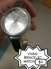 Vivani bracelet watch  Virginia Beach, 23452