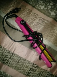 pink and black flat iron Olympia, 98516