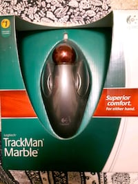 Mouse..roller ball ..new
