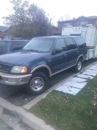Ford - Expedition - 1998 Eddie Bauer fully loaded 557 km