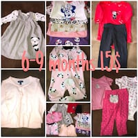 toddler's assorted clothes Spartanburg, 29301