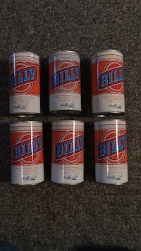 Billy Beer cans!