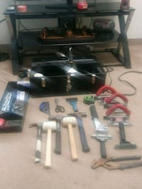 Complete carpet laying tools set Bromley, 41016