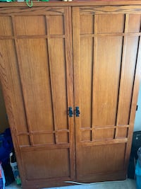 Office Armoire Franklin, 53132
