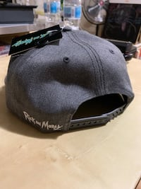Rick and Morty snap back hat Toronto, M5V 2Z5