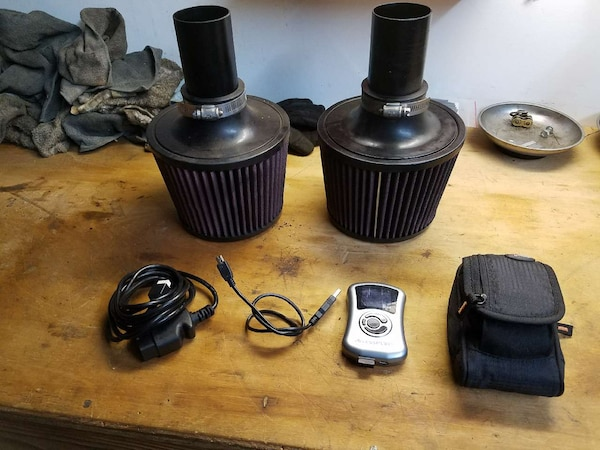 Cobb Accessport V3 and BMS intake for BMW N54