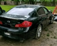 2012 Infiniti G37. PARTS ONLY