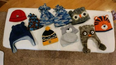 Winter hats $2 each
