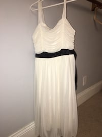 child's white and black dress (size 14) Lake Forest, 92630