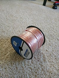 14 AWG Speaker Wire 100ft Spool Car Audio Asheville, 28803