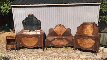 Gorgeous antique furniture