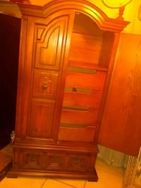 brown wooden cabinet with drawer Phoenix, 85008