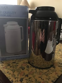Tiger 1L thermos vacuum jug New in box  Toronto, M9W 1G4