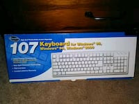 Brand New Computer Keyboard! * Windows 95, 98, 2000!