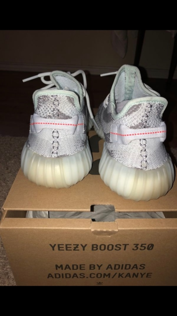 baa868636e383 Used Yeezy Boost 350 Blue Tint for sale in Oregon City - letgo