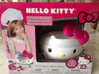 Brand new box White and pink hello kitty chocolate boutique for age 6+ Hamilton, L8V 4K6