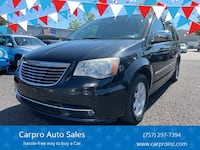 Chrysler-Town and Country-2012 Chesapeake