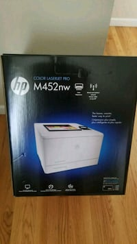 HP color Lasrrjet pro M452nw Laurel, 20724