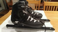 pair of black-and-white Nike basketball shoes Dartmouth, B2X 3M9