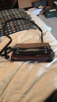 brown leather crossbody bag Eatontown, 07724
