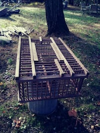 Wood chicken crate Clifton, 07013