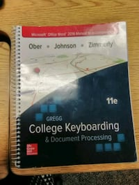 Gregg College Keyboarding and Document Processing Portland, 97236