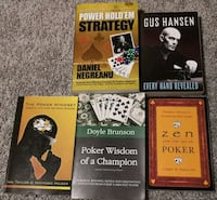 Poker Books Edmonton