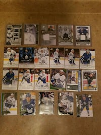 TORONTO MAPLE LEAFS HOCKEY CARDS  Toronto, M4C 2V2
