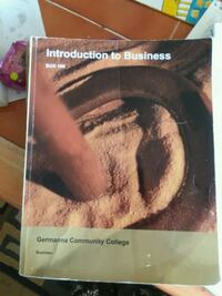 Introduction to Business textbook Fredericksburg, 22405