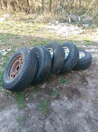 Used Dodge Wheels With Center Caps For Sale In Laurel Letgo