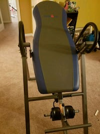 IRONMAN INVERSION TABLE EXCELLENT SHAPE Ashburn, 20147