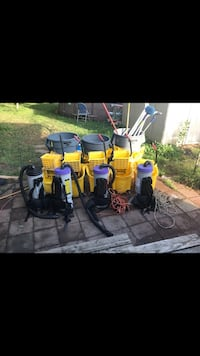 Janitorial equipment negotiable Vancouver