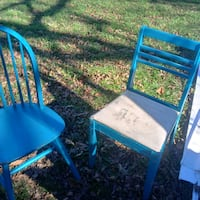 Set of two project chairs  Shawnee, 74801