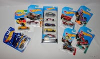 Lot of UNOPENED Hot Wheels Cars Concord