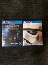 Star Wars Battlefront 1 & 2 Winnipeg, R2P 2M2