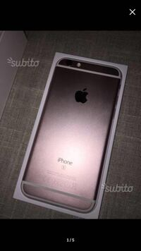 iPhone 6s 16 G.B. ROSE GOLD PERFETTO