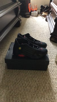 jordan 14 last shot wore 1 size 8 Lake Worth, 33461