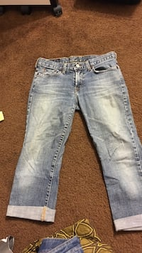 Lucky brand jeans size 4  Fountain Valley, 92708