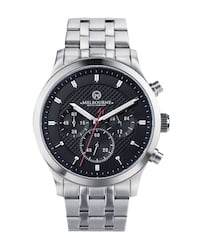 Hawthorn Chrono Black Urban Style by Melbourne Watch Company  Pleasanton, 94566