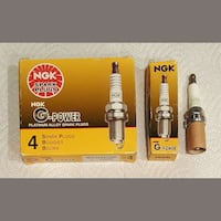 6 NGK Platinum Alloy Spark Plugs  G-Power Elkridge, 21075